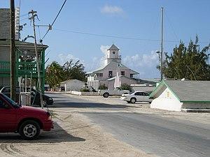 Inagua - Image: Matthew Town, Great Inagua, Bahamas