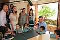 Mauricio Macri inauguró un Centro de Primera Infancia en Villa Luro (6887791497).jpg