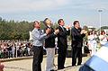 Mauricio Macri participó del acto por el 30° aniversario de la Guerra de Malvinas (7042175497).jpg