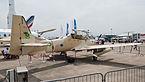Mauritania AF Embraer A-29B Super Tucano 5T-MAW PAS 2013 03.jpg