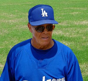 Maury Wills - Wills in 2009.