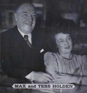 Max Holden - Image: Max Holden magician