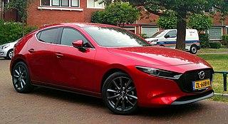 Mazda3 Motor vehicle