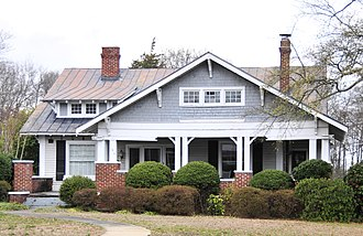 McDowell House - McDowell House, 2012
