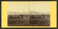 Meadows and ledges, from Sunset Bank, North Conway, N.H, by Soule, John P., 1827-1904.png