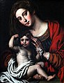 Mechelen St Jan after Gossaert Virgin and Child.JPG