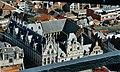 Mechelen Stadhuis & Lakenhalle viewed from Kathedraal Sint Rombout 1.jpg