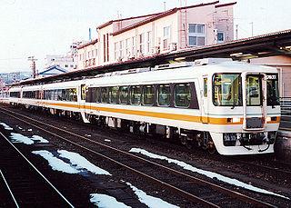Meitetsu KiHa 8500 series Japanese train type