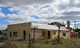Menindee, New South Wales - Ah Chung's Bakehouse Gallery