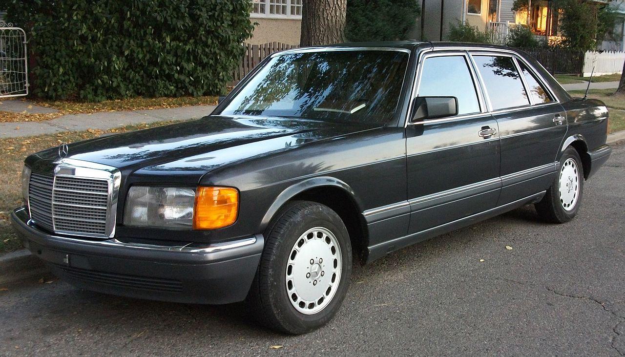 File Mercedes Benz 420 Sel Taxi 3951510977 Jpg