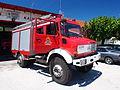 Mercedes fireengine of the Fire sub-station of Apollonia, Pyrosvestiko klimakio Apollonion, pic4.JPG