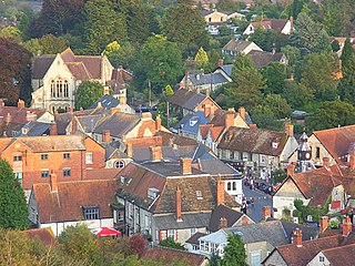 Mere, Wiltshire Human settlement in England