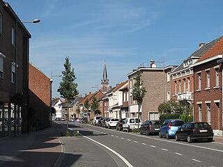 Merksplas Municipality in Flemish Community, Belgium