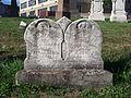 Merrey (Henry H. and Arthur J.), St. Clair Cemetery, 2015-10-06, 02.jpg