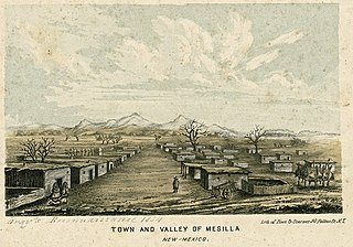 First Battle of Mesilla battle