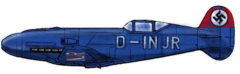 Me 209 V1
