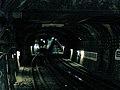 Metro de Paris - Ligne 3 - Saint-Lazare tunnel 03.jpg