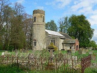 Mettingham - Image: Mettingham g 4