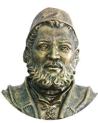 Aloysius Lilius - Bust of Aloysius Lilius.