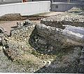 Michaelerplatz Vienna romain ruins Sept 2007.jpg