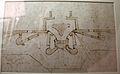 Michelangelo, studio per le fortificazioni di firenze, 1528-29, 02.JPG