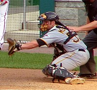 Mike McKenry on July 2, 2011.jpg