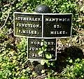 Milepost 3.5 miles south of Norbury Junction.jpg