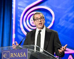 Miles O'Brien (journalist) - Miles O'Brien at 2013 RNASA gala