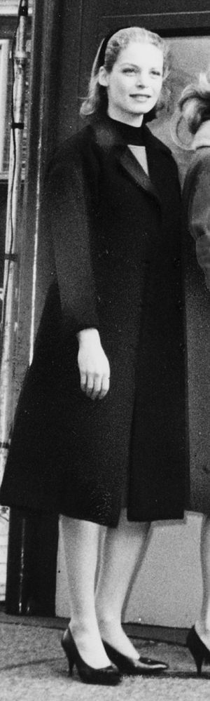 Millette Alexander - Alexander in 1961