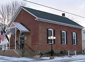 Millstadt, Illinois - Millstadt (Ill.) Commercial Club, Police Headquarters