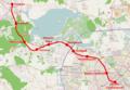 Minsk S-Bahn Map - 2011-08-10.png