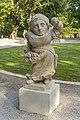 Mirabell Gradens Dwarf Statue III.jpg