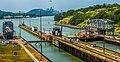 Miraflores Locks Panama canal 2.jpg