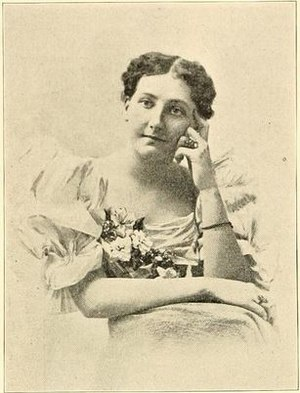 John R. McPherson - Miss McPherson
