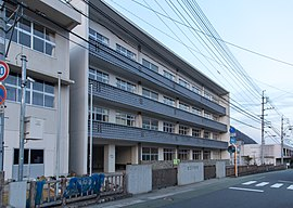 Miyoshi Municipal Ikeda Junior High School.jpg
