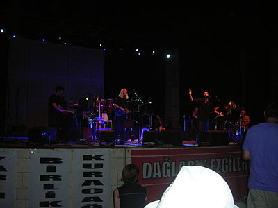 Picture of a band or musician: Moğollar