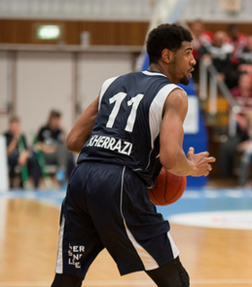 Mohamed Kherrazi Dutch basketball player