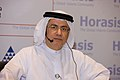 Mohammad Hassan Omran, Chairman, Etisalat, UAE, on the economics of the Arab Spring - 2011 Horasis Global Arab Business Meeting - Flickr - Horasis.jpg