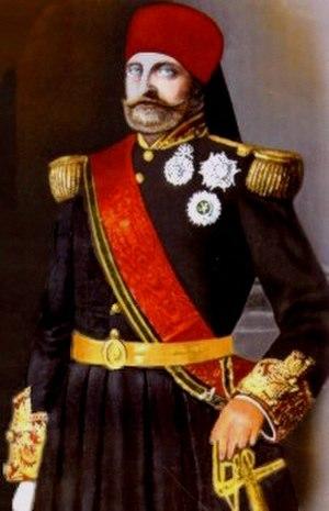 Mejba Revolt - Muhammad Bey (1855-1859)