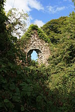 Molana Priory Nave West Window 2007 08 07.jpg