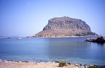Monemvasia - Rock