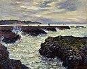 Monet - The Rocks at Pourville, Low Tide, 1882.jpg