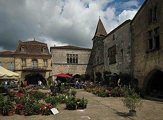 Monpazier Commune in Nouvelle-Aquitaine, France