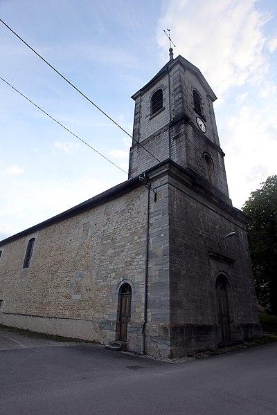 Église de Montfort (Doubs).