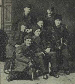 Montreal Victorias - Image: Montreal Victorias Hockey Club 1881
