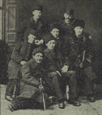 Members of the Montreal Victorias in 1881 Montreal Victorias Hockey Club 1881.png