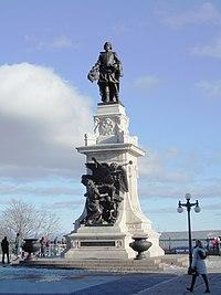 Monument de Samuel de Champlain