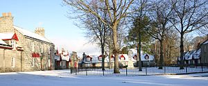 Monymusk - Image: Monymusk Village Square 1