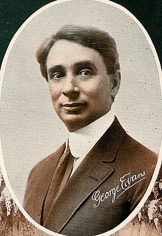 "George ""Honey Boy"" Evans - Evans on 1913 sheet music cover"