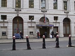 Moorgate station Moorgate east entrance.JPG